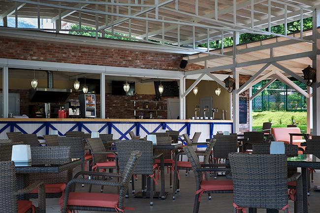 Снек-бар «La Terrasse»