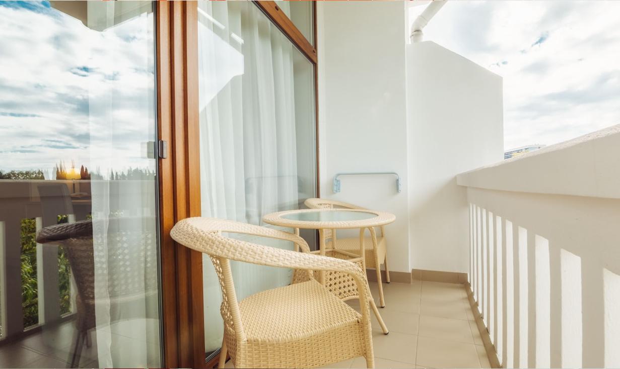 Супериор 2-комнатный (с балконом/ с террасой) корп. 5,6