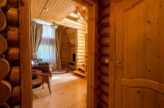 Люкс 2-местный 1-комнатный Бунгало