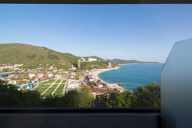 Стандартный 2-местный с видом на море TWIN