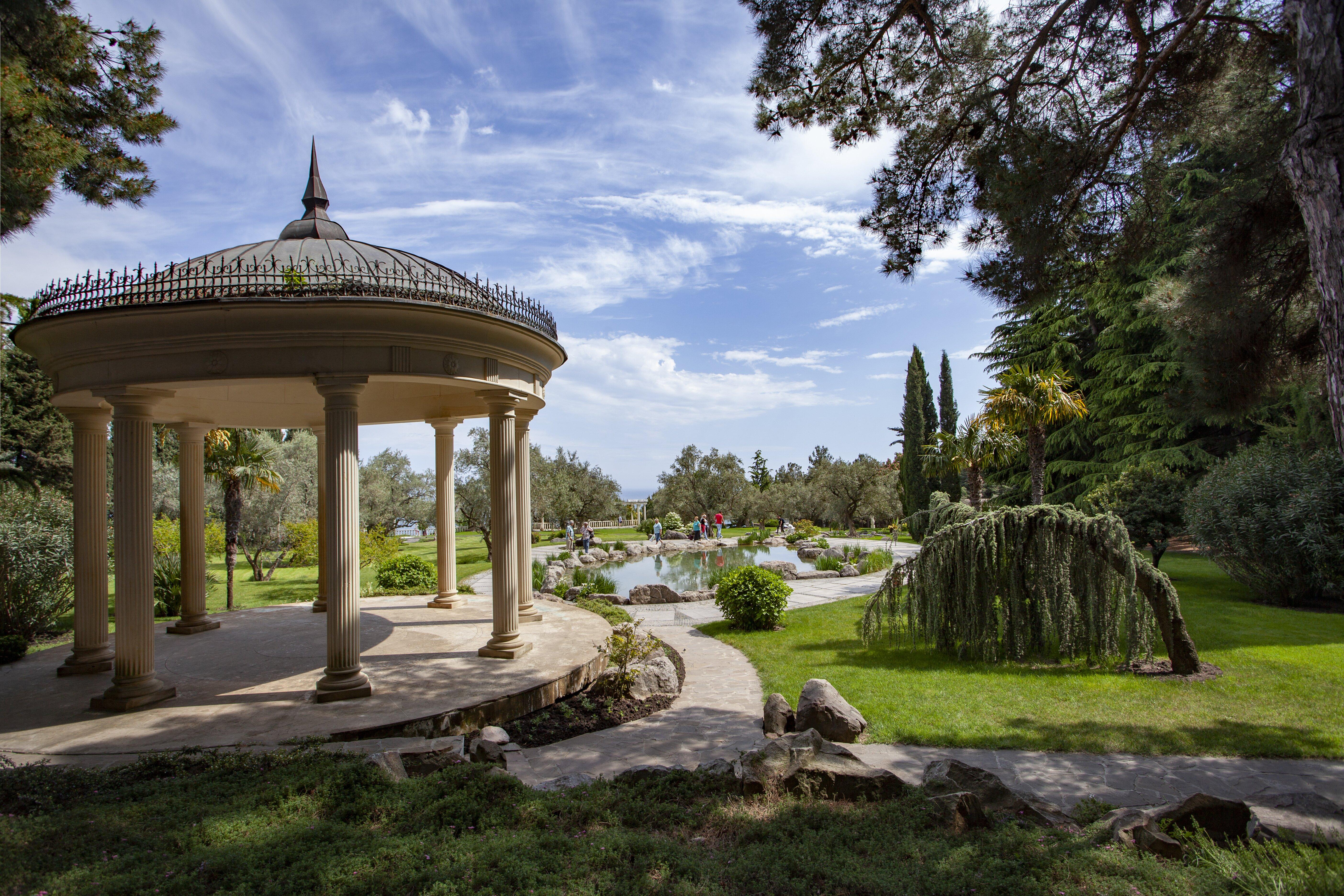 Парк айвазовское картинки