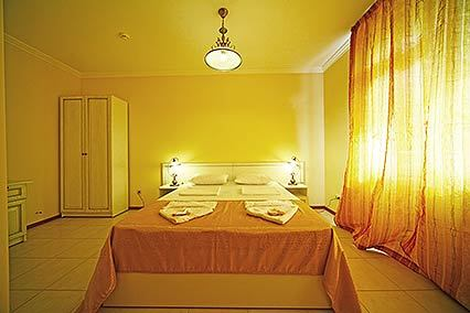2-местный 2-комнатный люкс