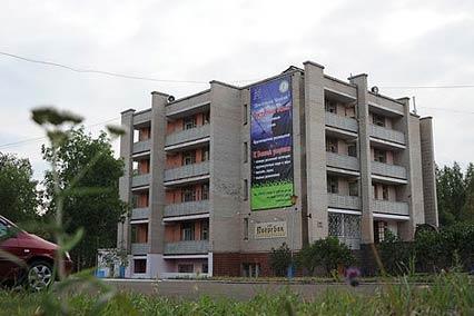 Корпус «Лепесток-1»