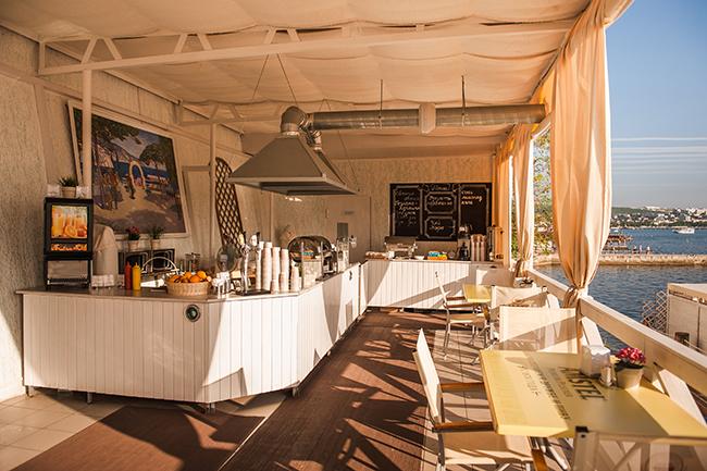 Снек-бар «Le Paradis»