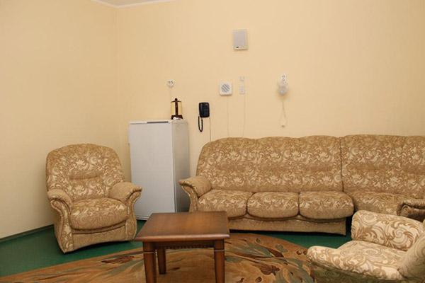 2-местный 2-комнатгый корпус 4,5