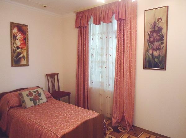 Люкс 2-местный 3-комнатный корпус 8 (3)