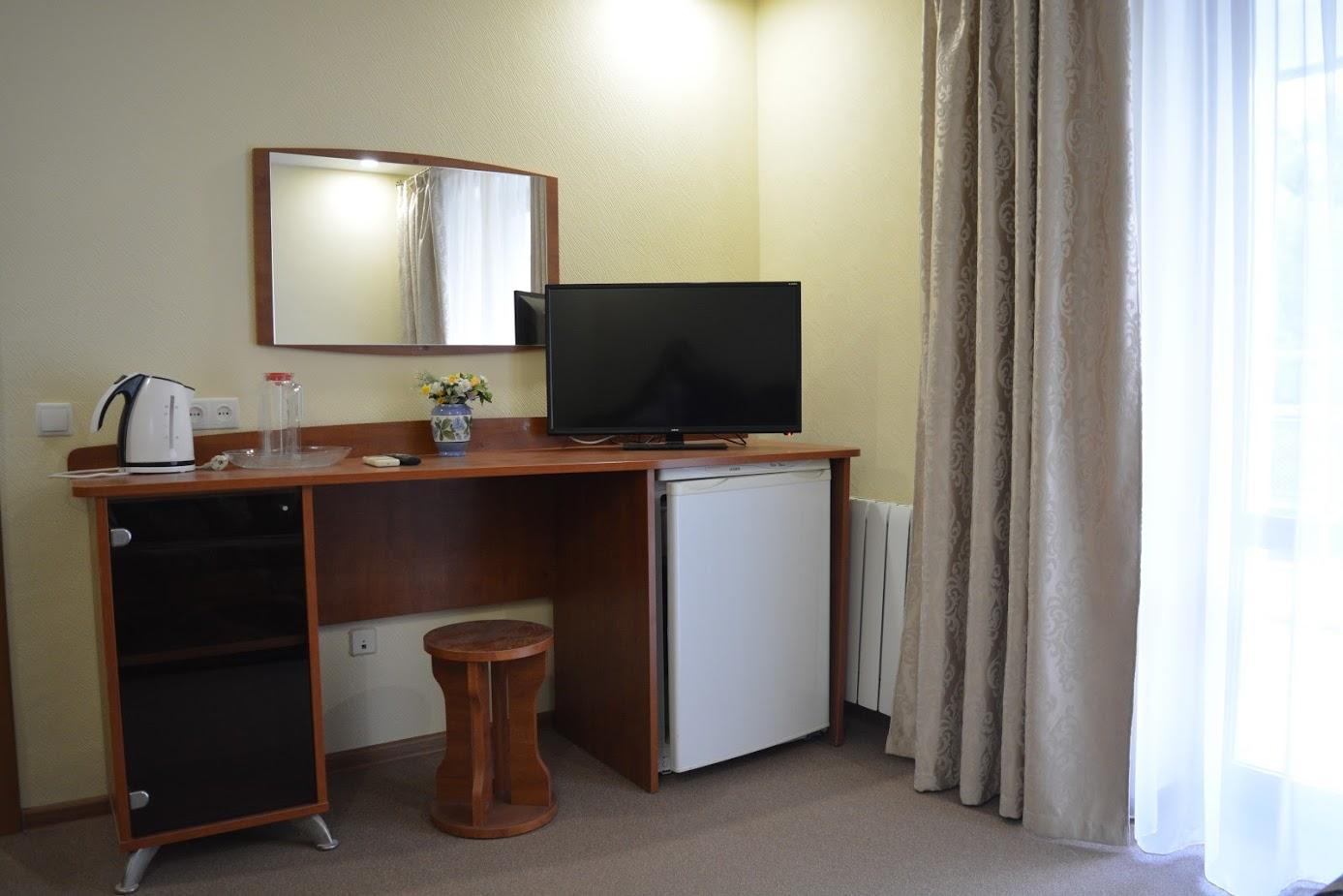 ПК 2-местный 2-комнатный север
