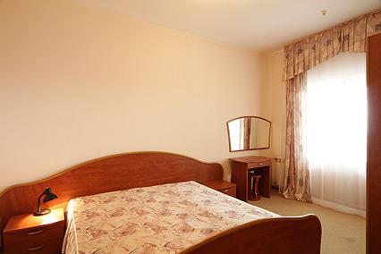 ПК 2-местный 2-комнатный север (спальня)