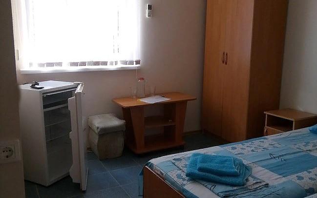 Стандартный 2-местный 1-комнатный МИНИ