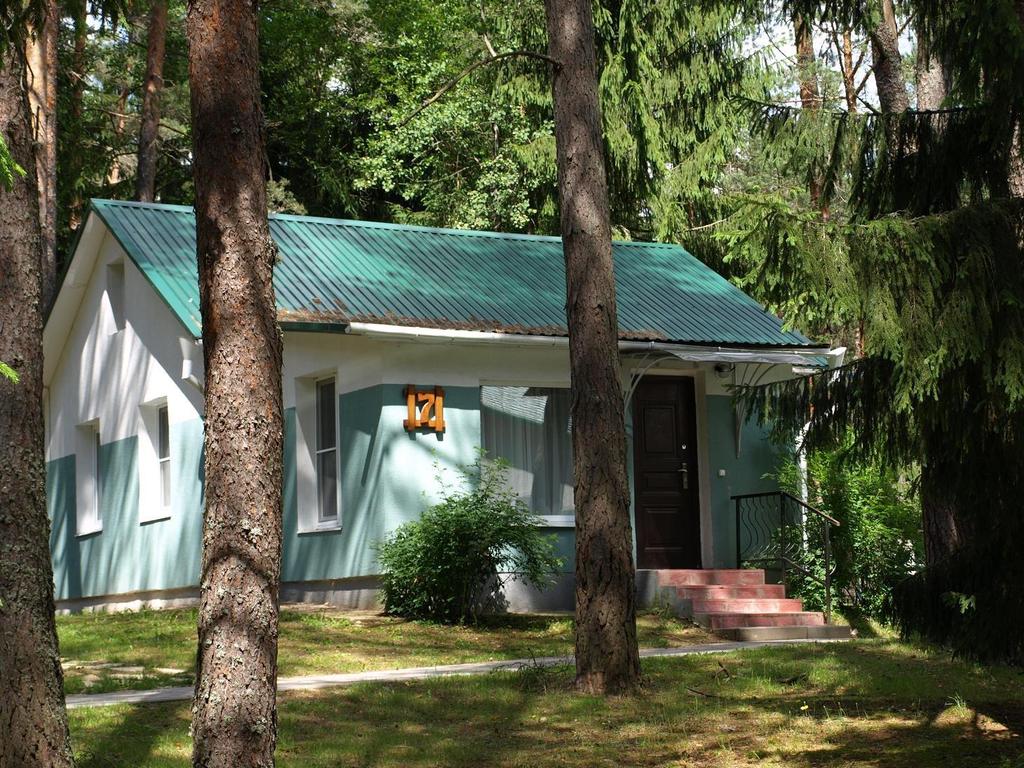Гостевой дом Лесной