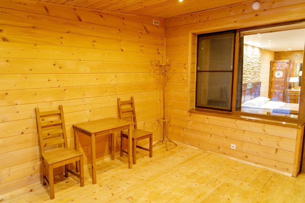 Сьют Patio 2-местный 1-комнатный