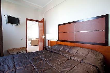 Люкс 2-местный 2-комнатный (отель)