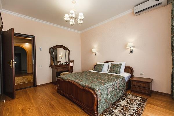 Апартамент 2-местный 3-комнатный(корп Б) 3