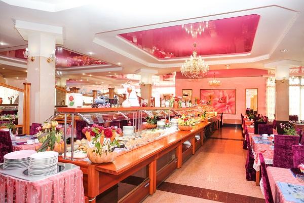 Ресторан. Основной зал