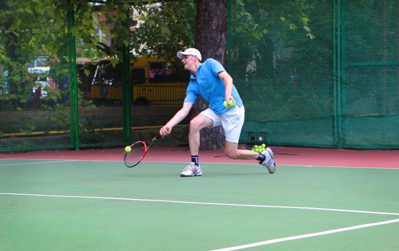 38 Спортплощадки теннис