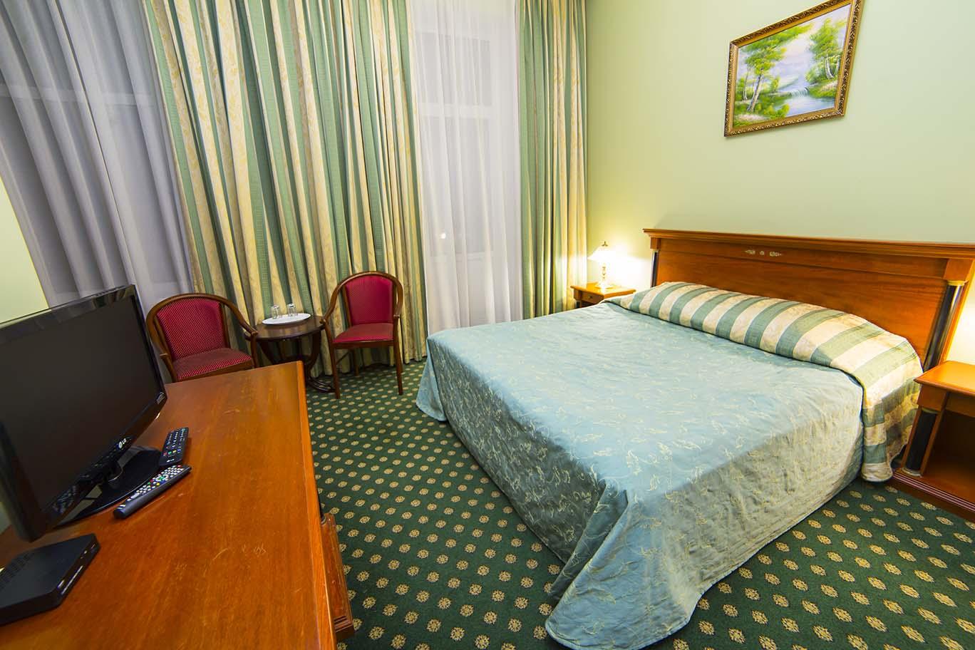 Vip 2-местный 1-комнатный