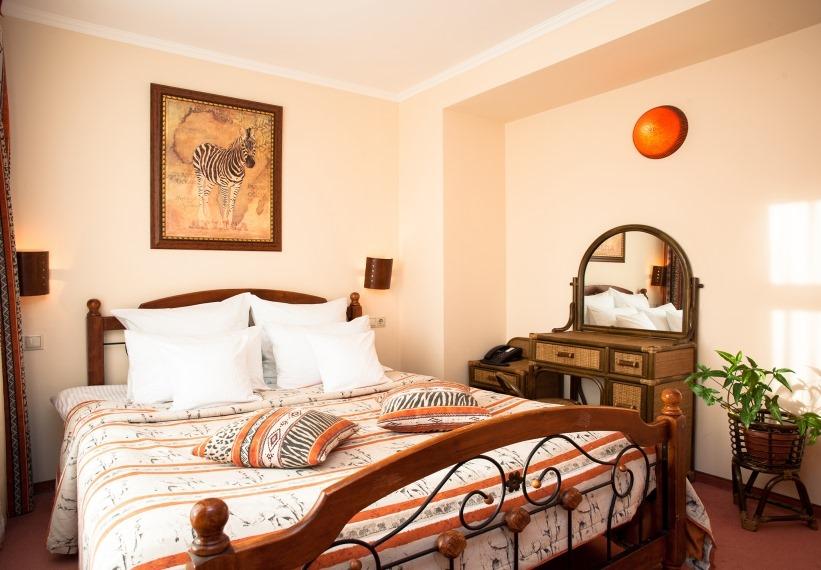 Люкс «Африка» 2-местный 1-комнатный