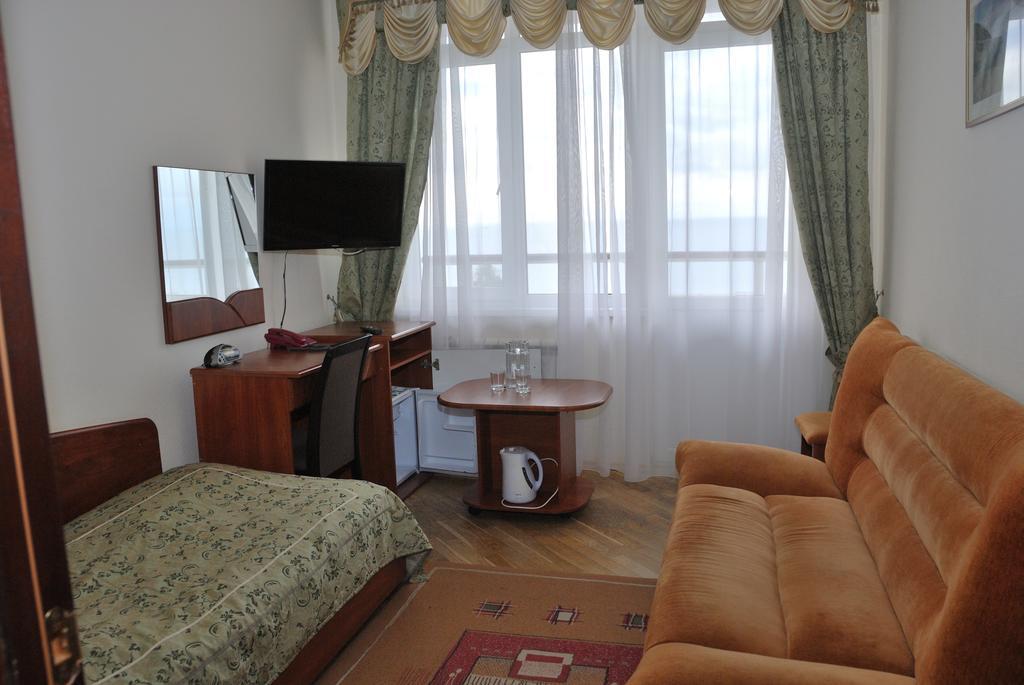 Стандартный 1-местный 1-комнатный с балконом Главный корпус (*0,77)