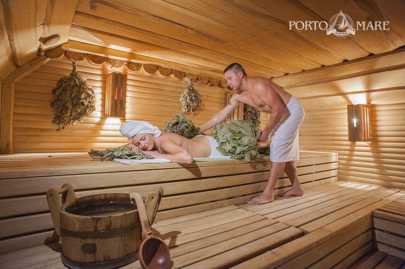 СПА-центр баня