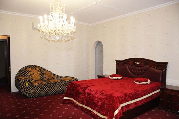 Отель босфор в ольгинке фото