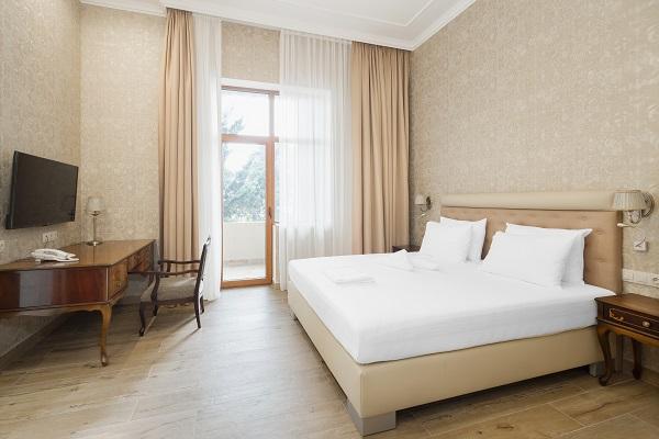 Апартаменты спальня