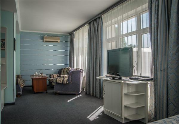 Комфорт «Зеркальный» 2-местный 1-комнатный