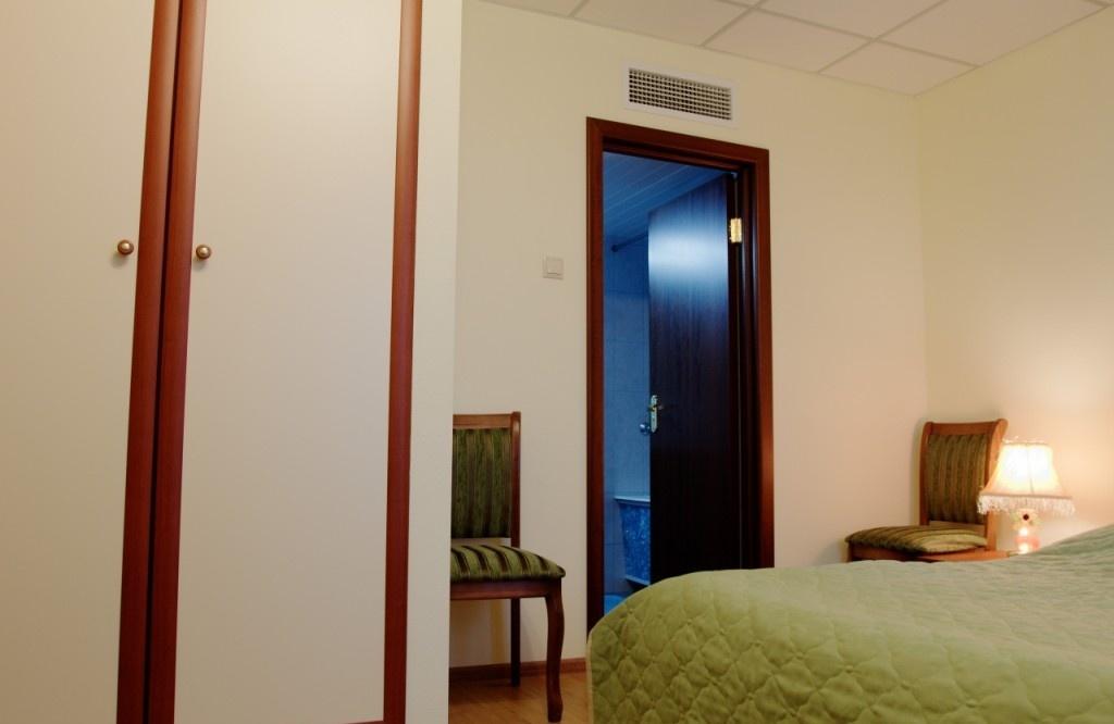 Полулюкс 1-местный 1-комнатный (№ 1)