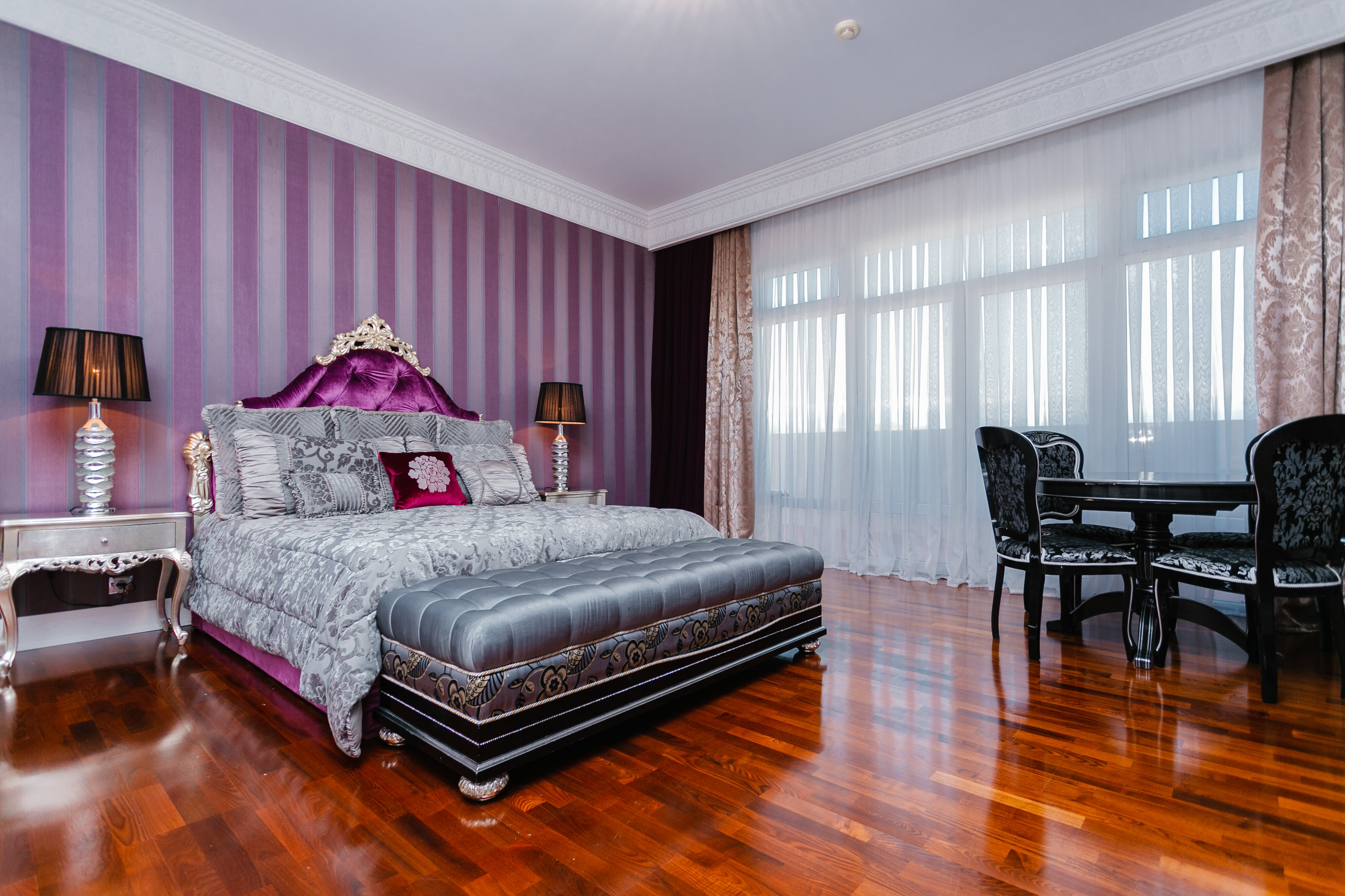 Люкс 2-местный 2-комнатный с террасой
