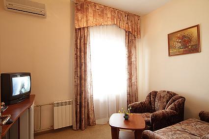 ПК 2-местный 2-комнатный север (гостиная)