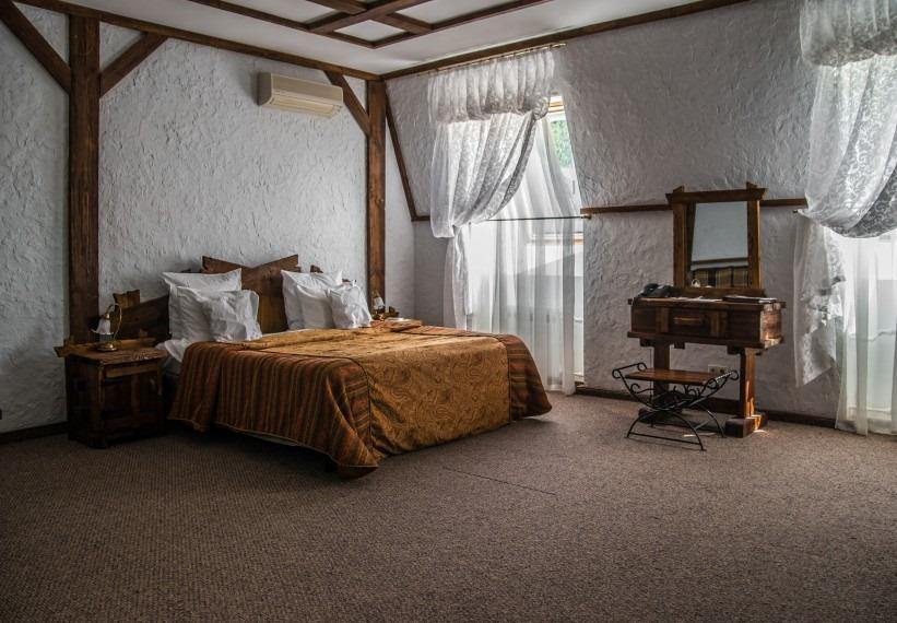 Люкс «Кантри» 2-местный 1-комнатны