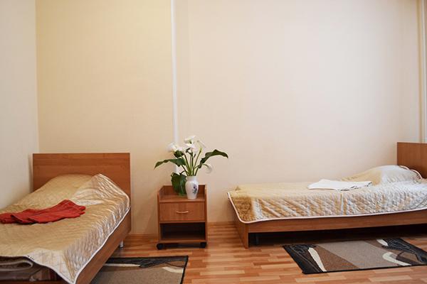 Семейный 3-местный 2-комнатный (корпус 3)