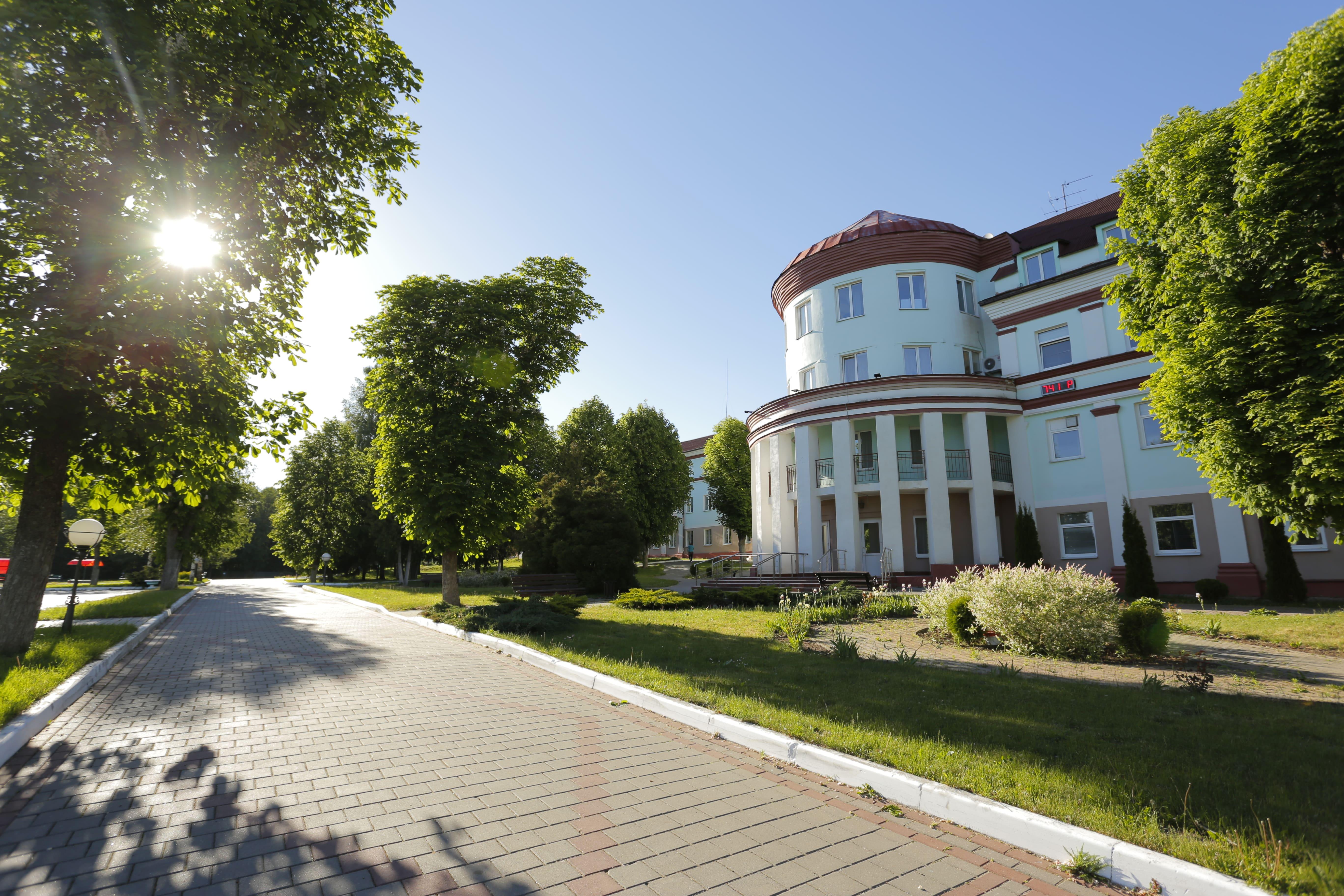 Санаторий белорусочка фото