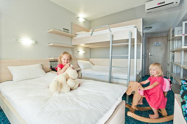 Стандарт Улучшенный с тремя односпальными кроватями (бывш.Стандарт)