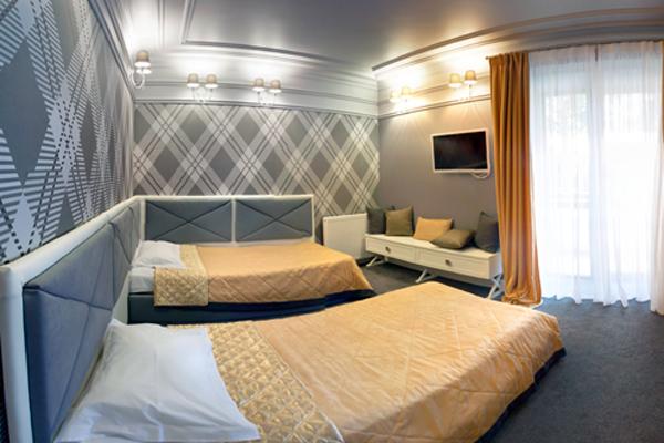 Апартамент люкс 2-местный президентский (апарт-отель)