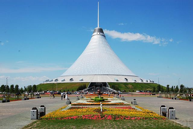 центр Хан Шатыр