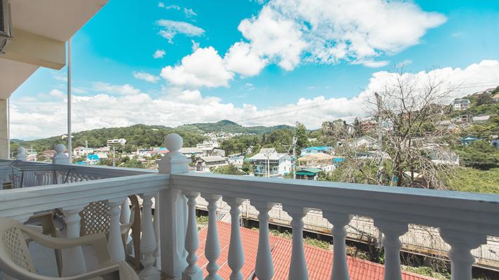 Стандарт 2-местный с балконом с видом на горы корп.А 2