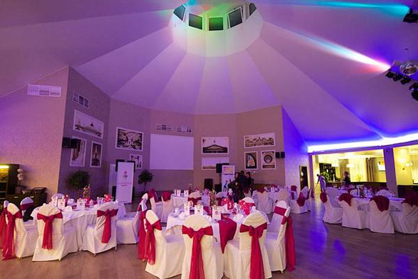 Банкетный зал Le Dome