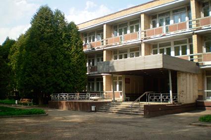Санаторий Звенигородский
