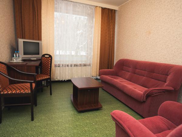 Экономный 2-местный 2-комнатный
