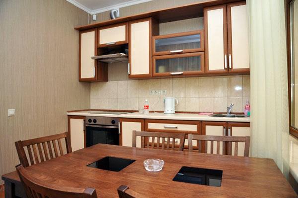 Коттедж 2-этажный: кухня