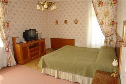 Люкс 2-местный 1-комнатный
