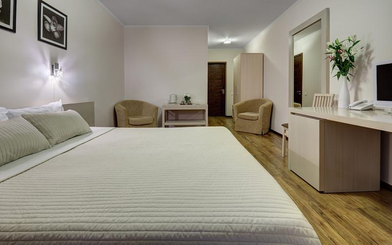 Комфорт 2-местный 1-комнатный (корпус 2,3)