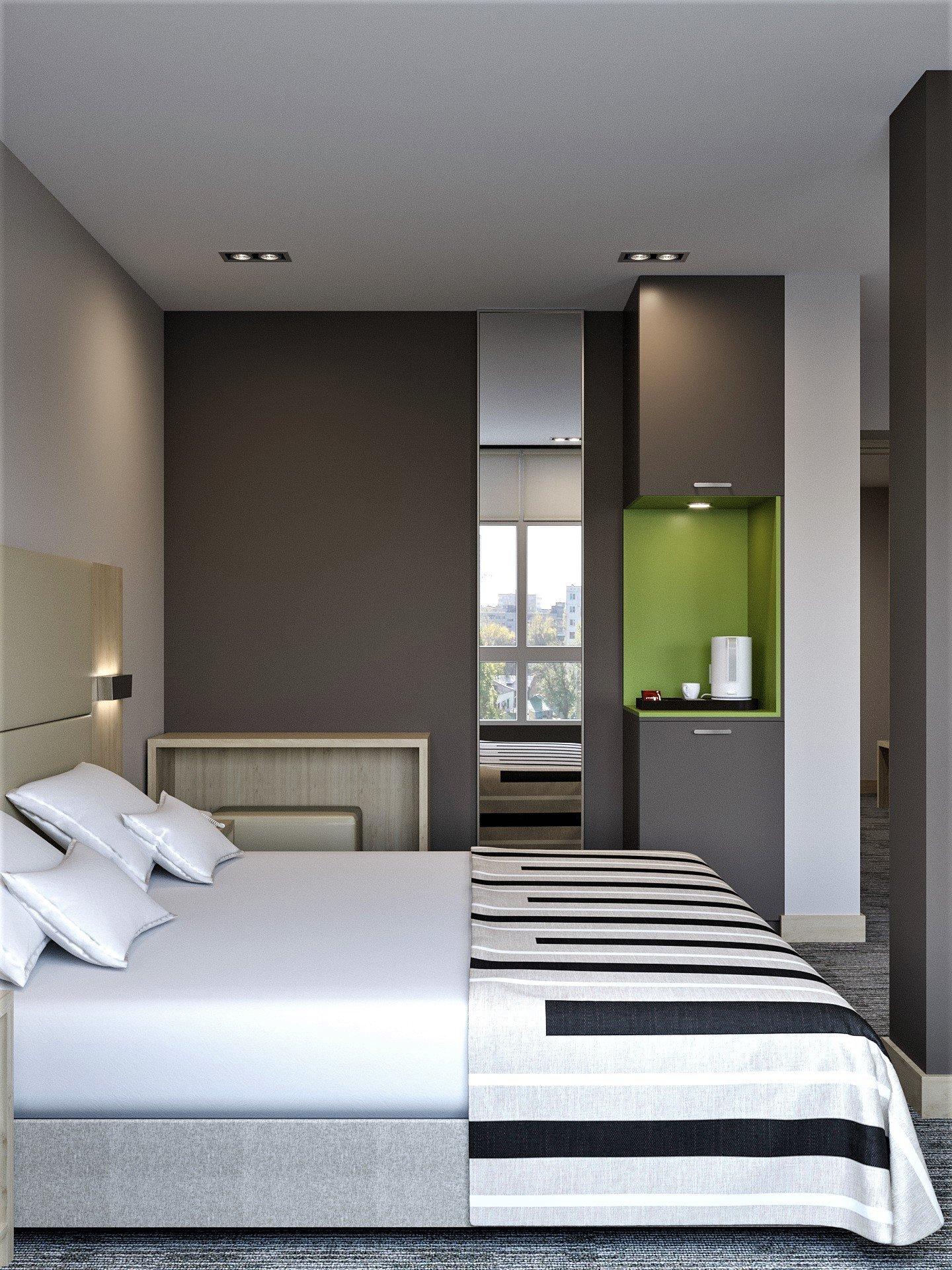Люкс 2-местный 2-комнатный VIP корпус 2