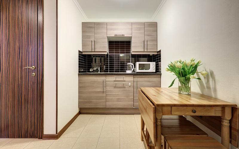 Апартаменты 3-местный 3-комнатный (корпус 4)