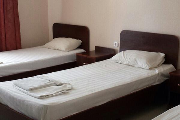 Стандарт 3-местный 1-комнатный (корпус № 3; этаж 2 и 3)