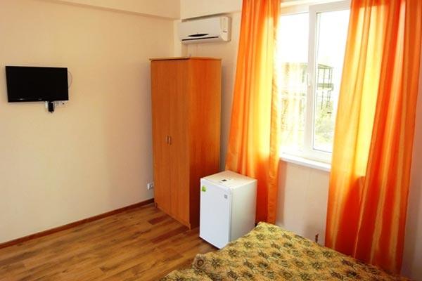 Стандарт 3-местный 1-комнатный