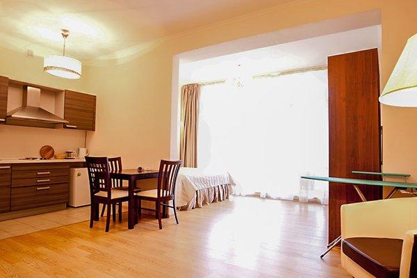 Апартаменты 2-местный 1-комнатный Студио к. Коверши