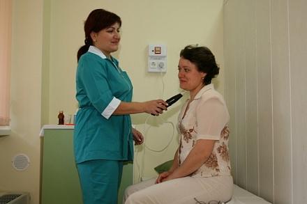 Медицинский центр   Физиотерапия