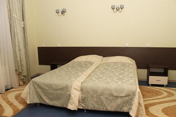 Люкс 2-местный 2-комнатный корпус 5