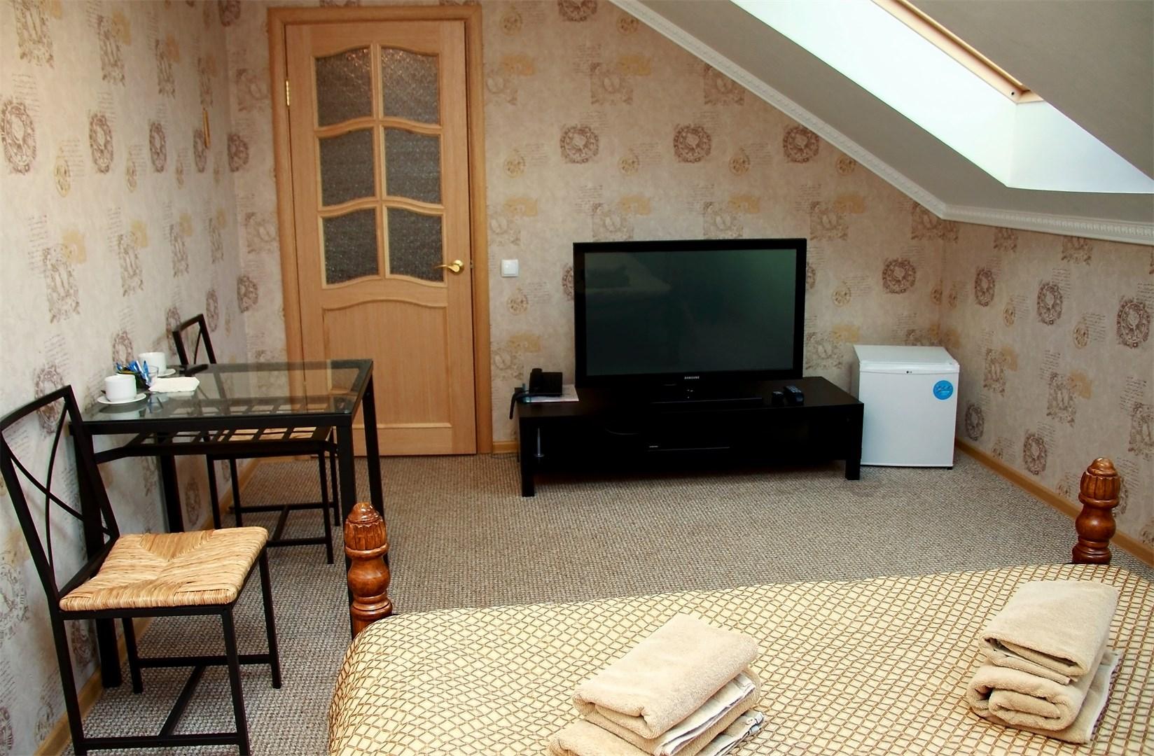 Комфорт 2-местный 1-комнатный в корпусе №4